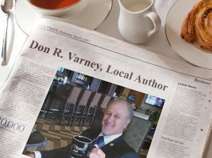 donv author